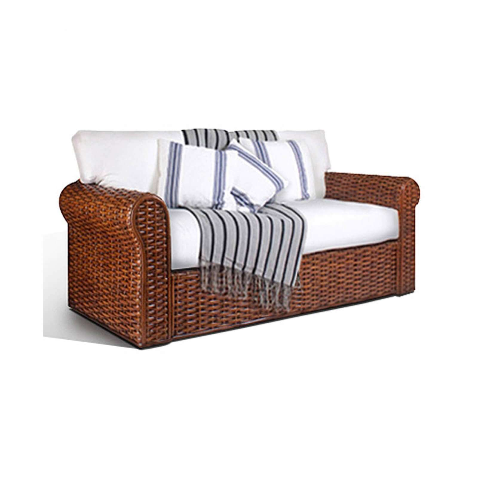 1 TUXEDO LOVE SEAT - STUART MEMBERY HOME COLLECTION