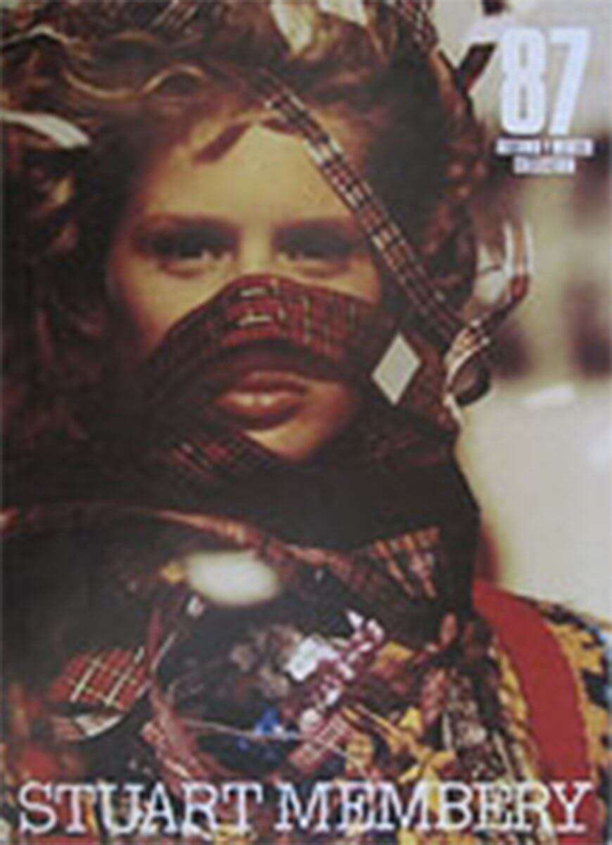 STUART MEMBERY FASHION - AUTUMN WINTER 1987 BR WOMEN