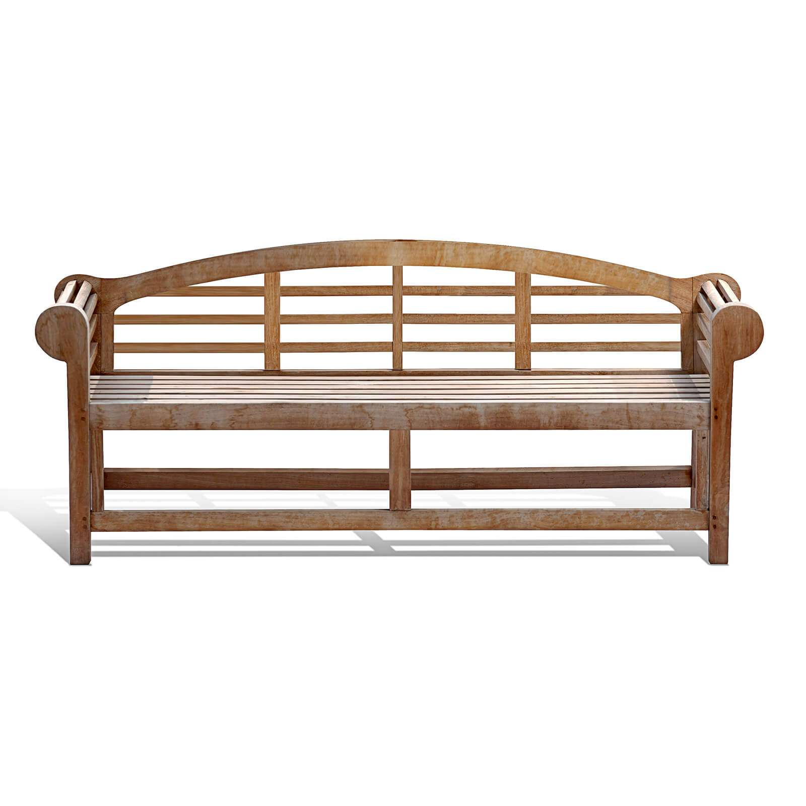 BAXTER GARDEN BENCH - STUART MEMBERY HOME COLLECTION