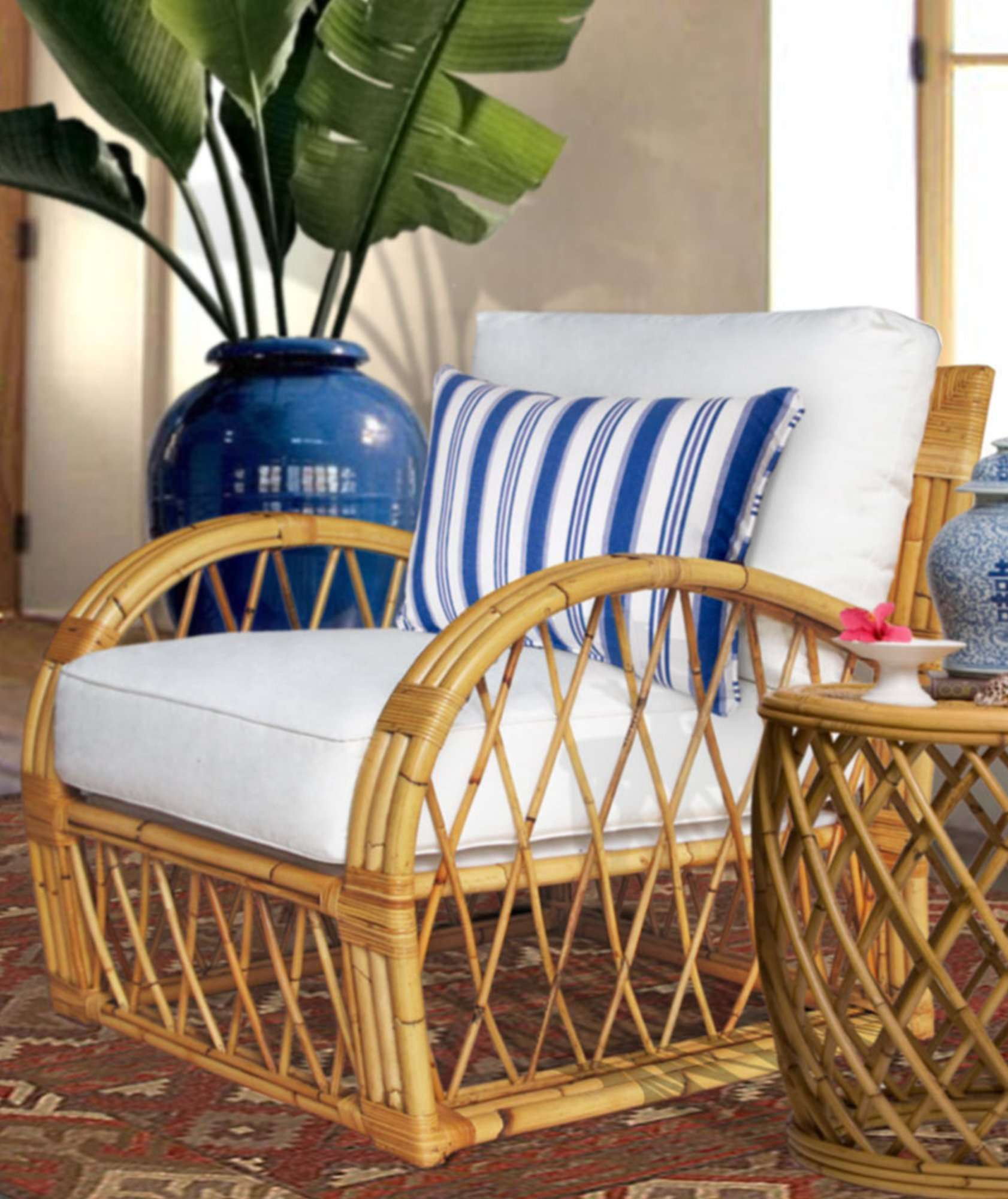 BEACH COMBER RIGHT HAND - STUART MEMBERY HOME COLLECTION