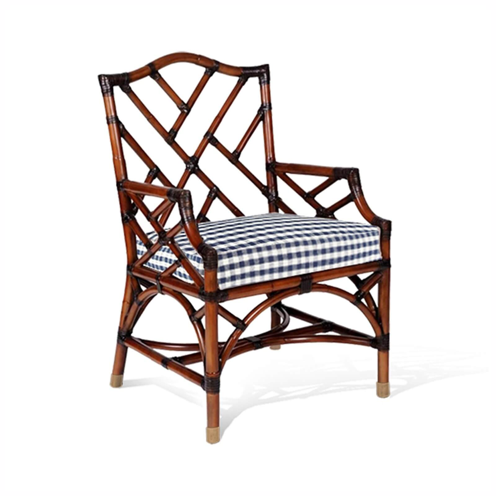 BRIGHTON ARM CHAIR - STUART MEMBERY HOME COLLECTION
