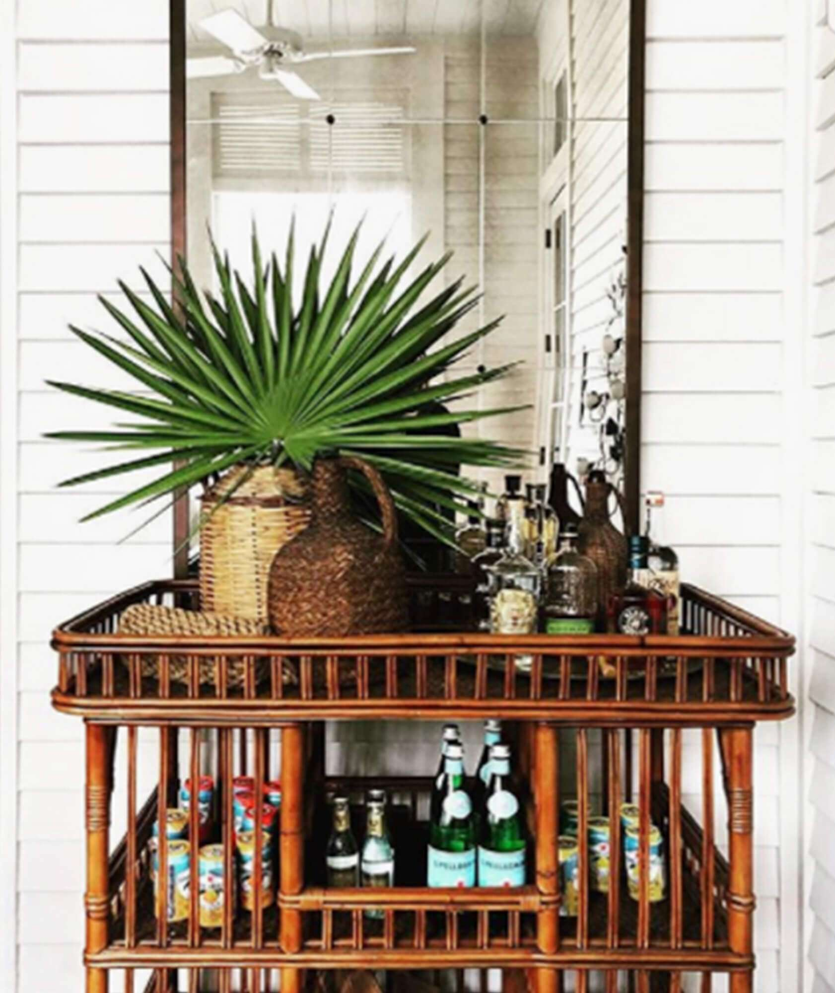 BUNGALOW BAR RIGHTHAND 3 - STUART MEMBERY HOME COLLECTION
