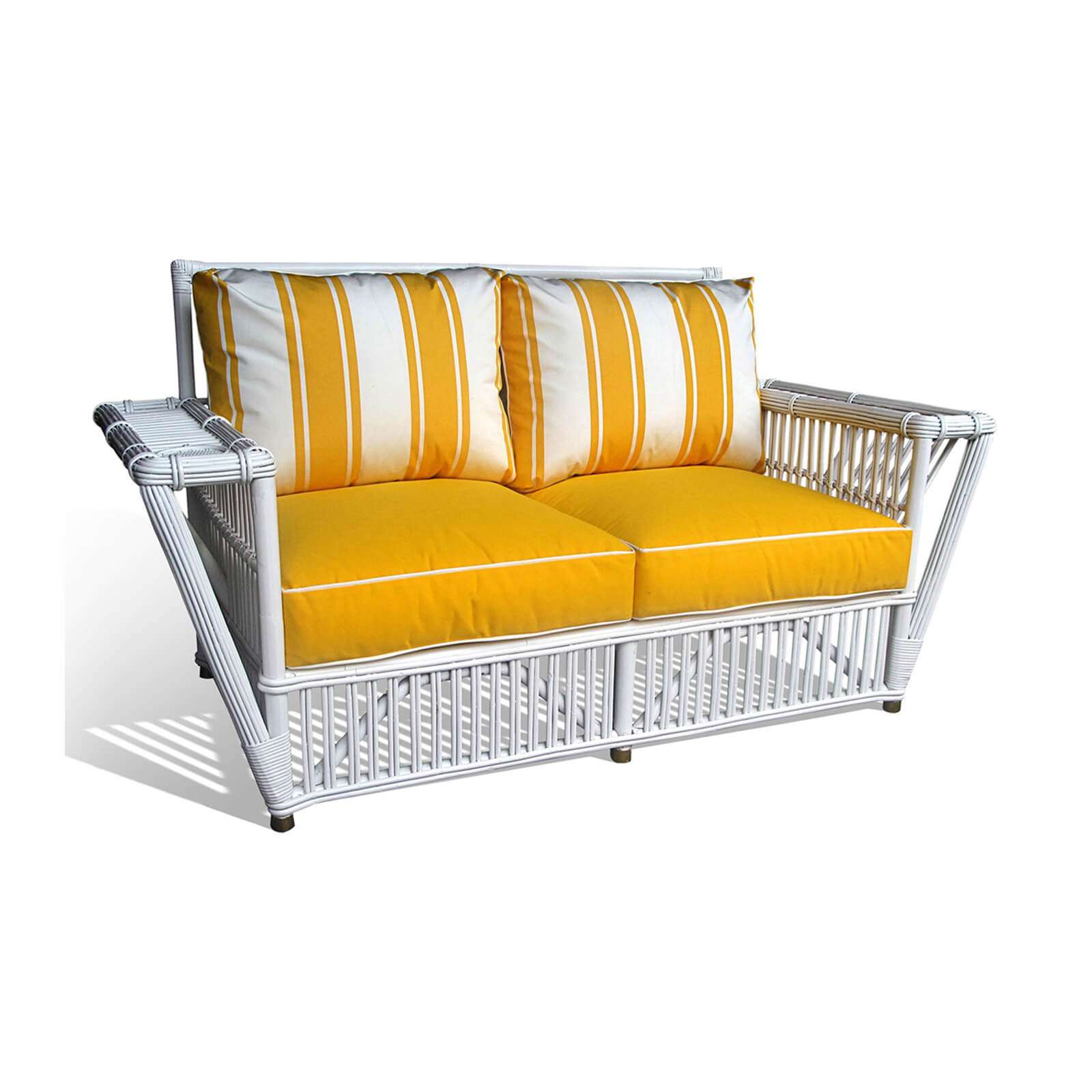 BUNGALOW LOVE SEAT 01 - STUART MEMBERY HOME COLLECTION