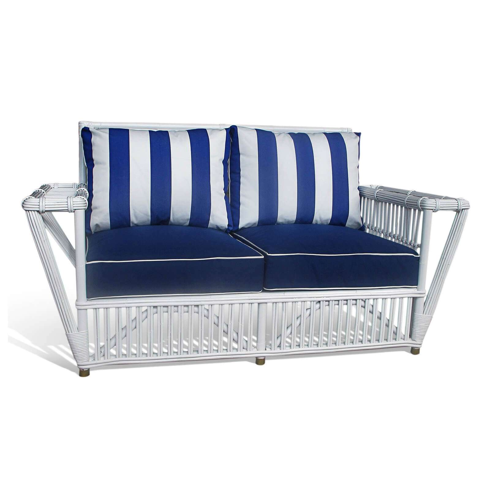 BUNGALOW LOVE SEAT 02 - STUART MEMBERY HOME COLLECTION