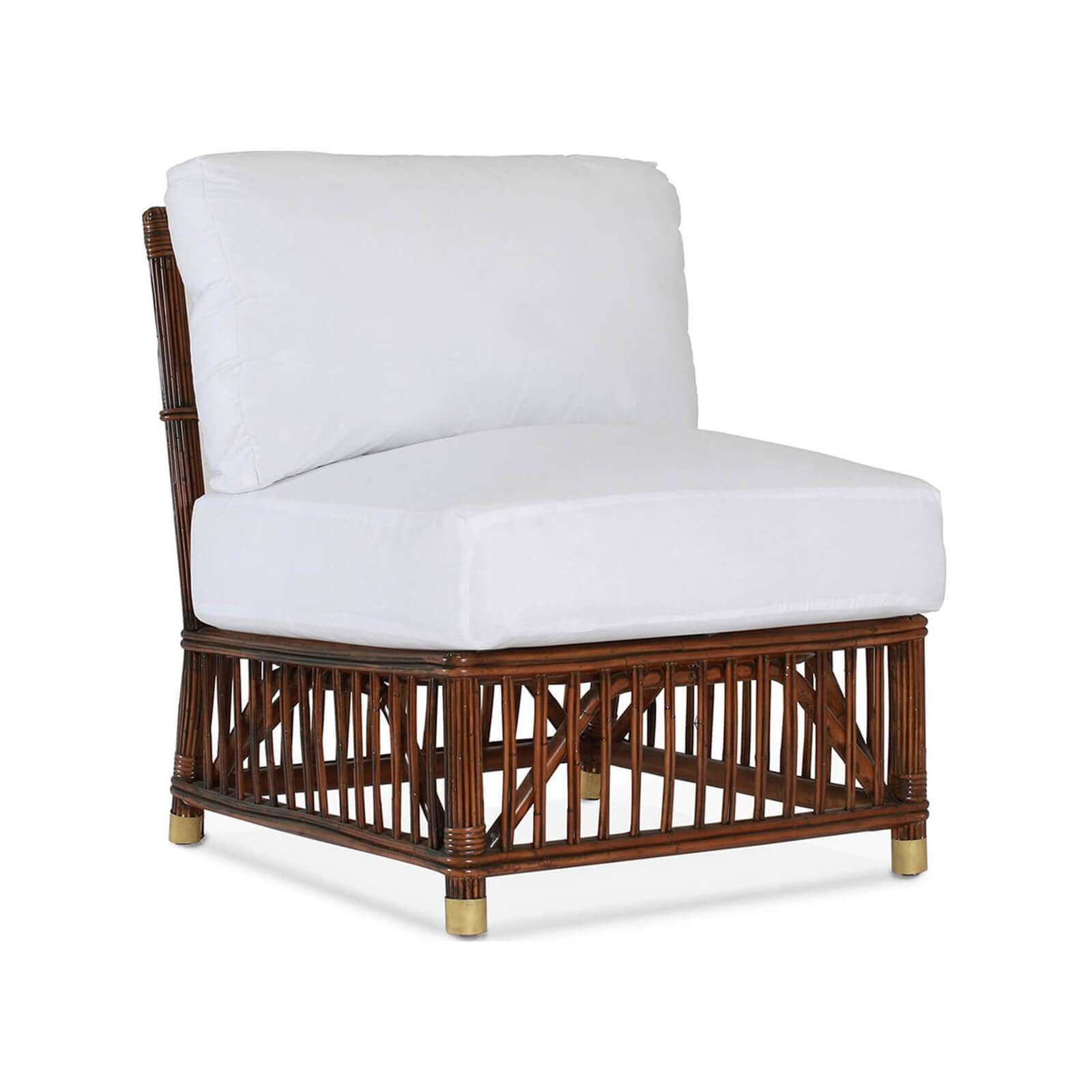 BUNGALOW SLIPPER CHAIR 01 - STUART MEMBERY HOME COLLECTION