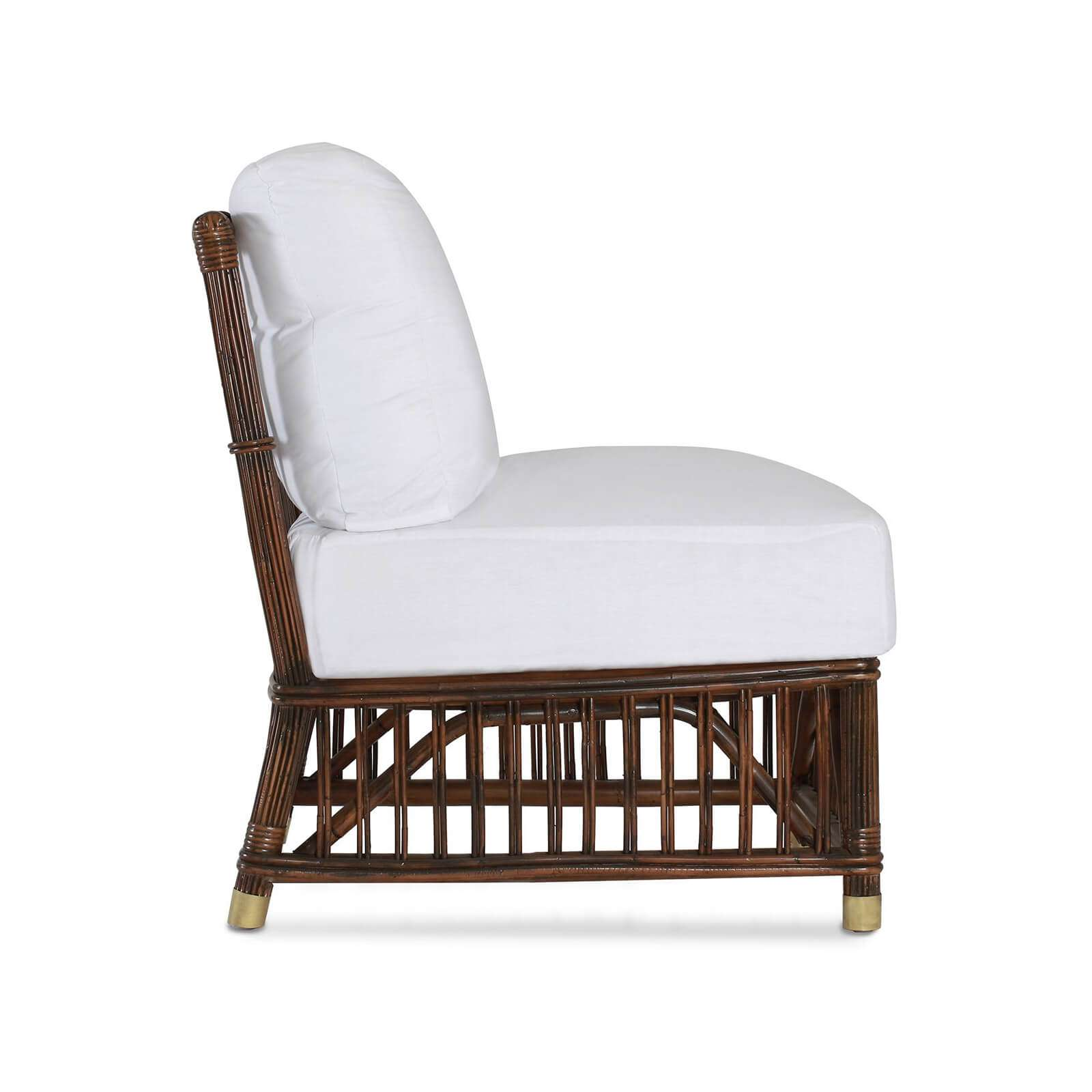 BUNGALOW SLIPPER CHAIR 03 - STUART MEMBERY HOME COLLECTION