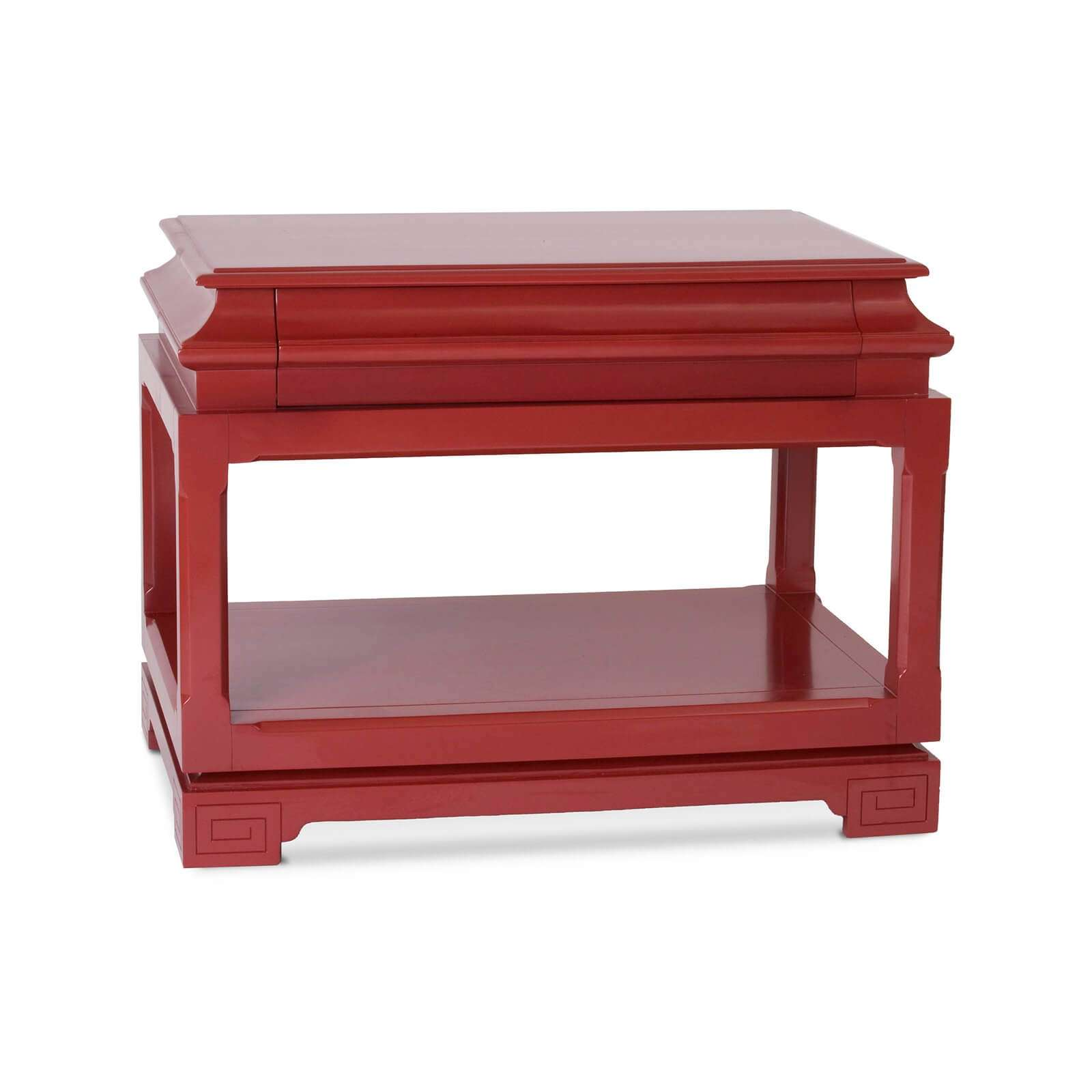 CANTON END TABLE