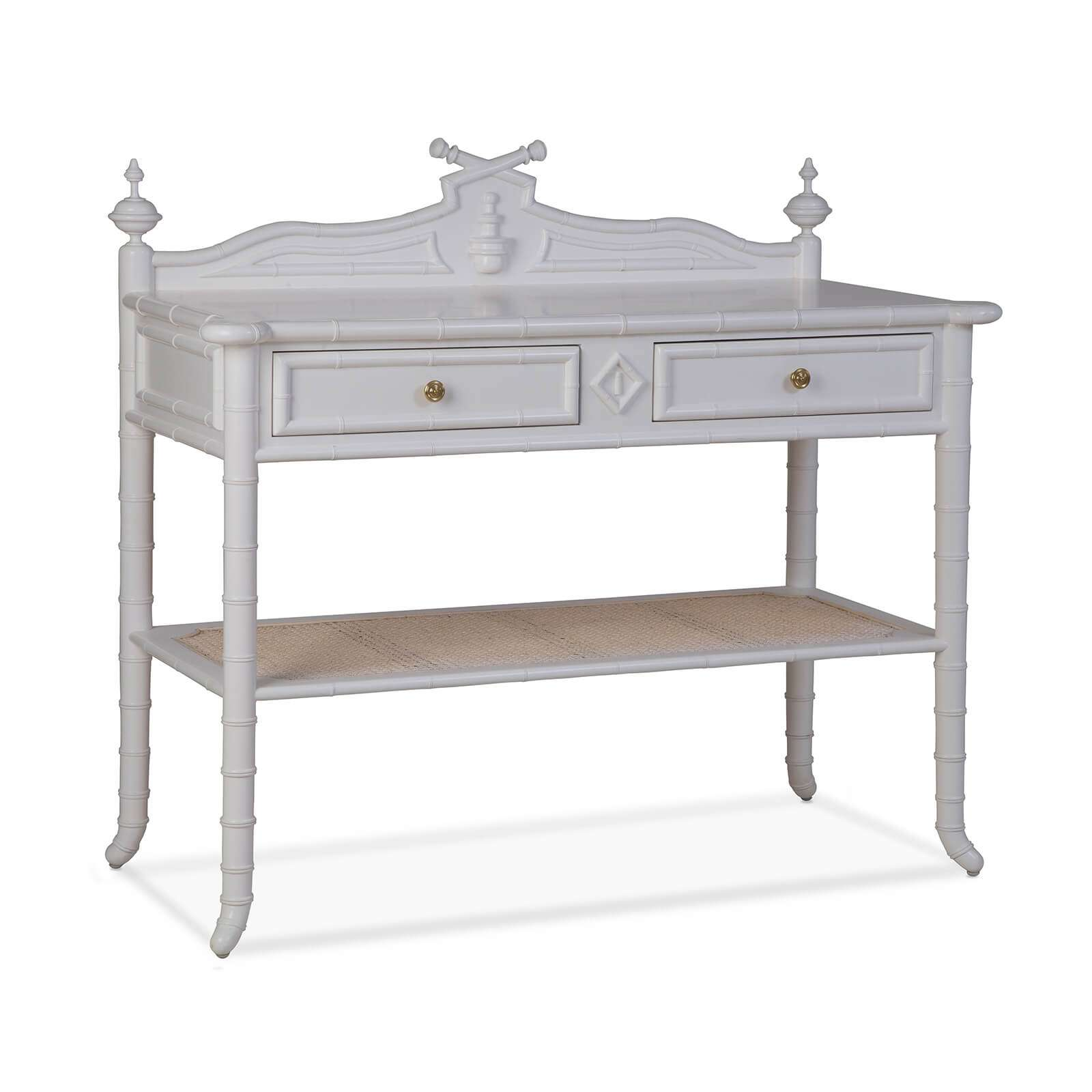 CAPE COLONY CONSOLE W2 - STUART MEMBERY HOME COLLECTION