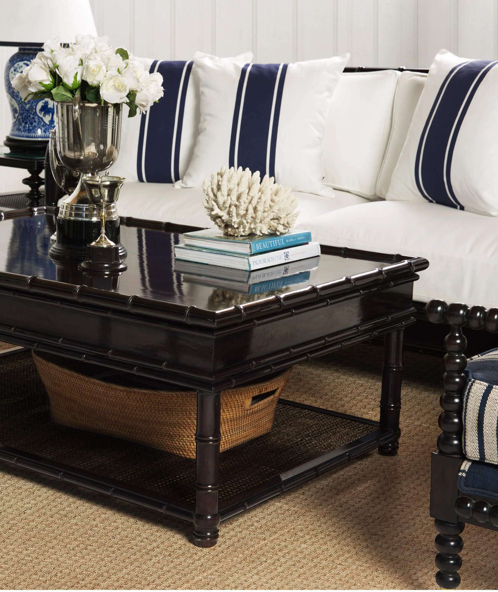 CAPE COLONY SOFA TABLE - STUART MEMBERY HOME COLLECTION