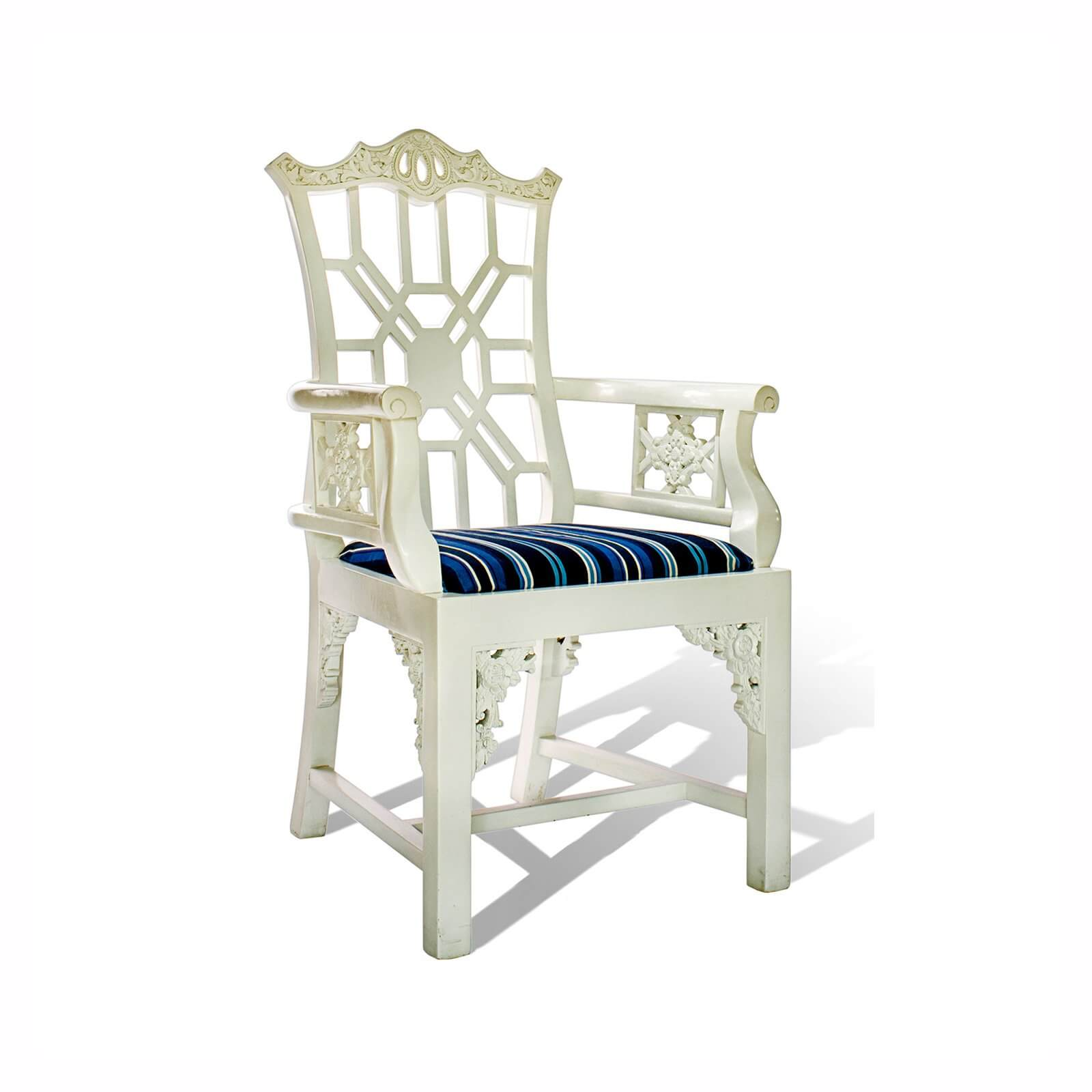 CONSERVATORY DINING CHAIR - STUART MEMBERY HOME COLLECTION