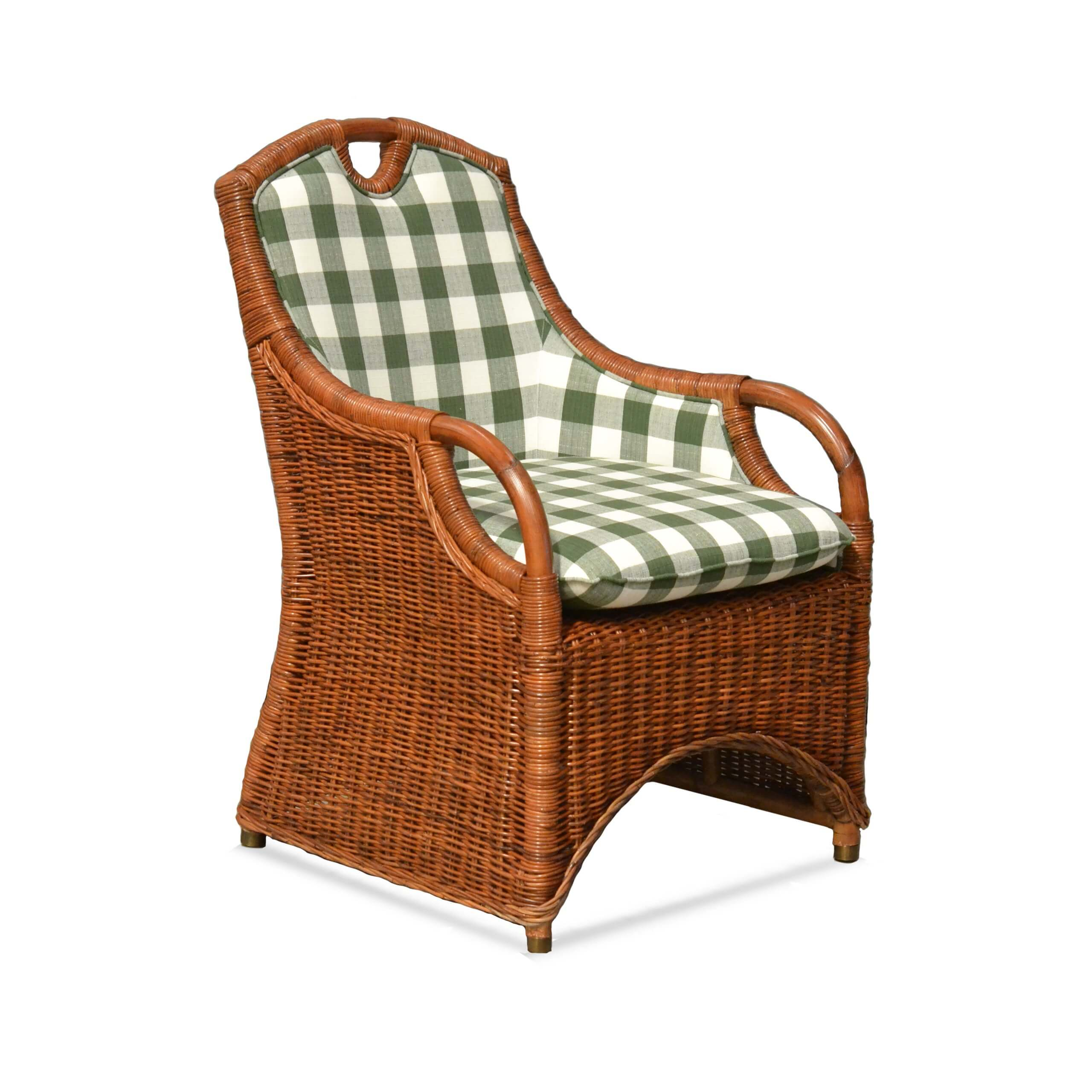 CABANA DINING CHAIR PERS - STUART MEMBERY HOME COLLECTION