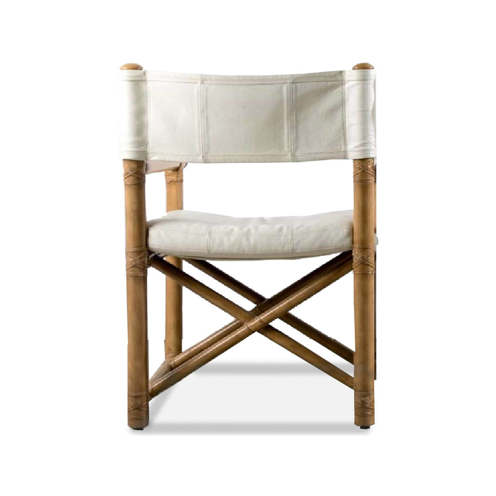 dining chair, desk chair, faux bamboo