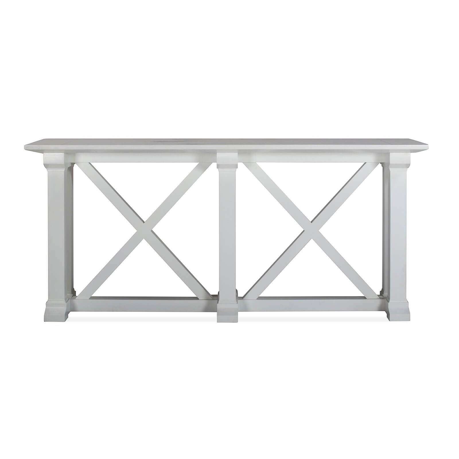 HAMPTON CONSOLE - STUART MEMBERY HOME COLLECTION