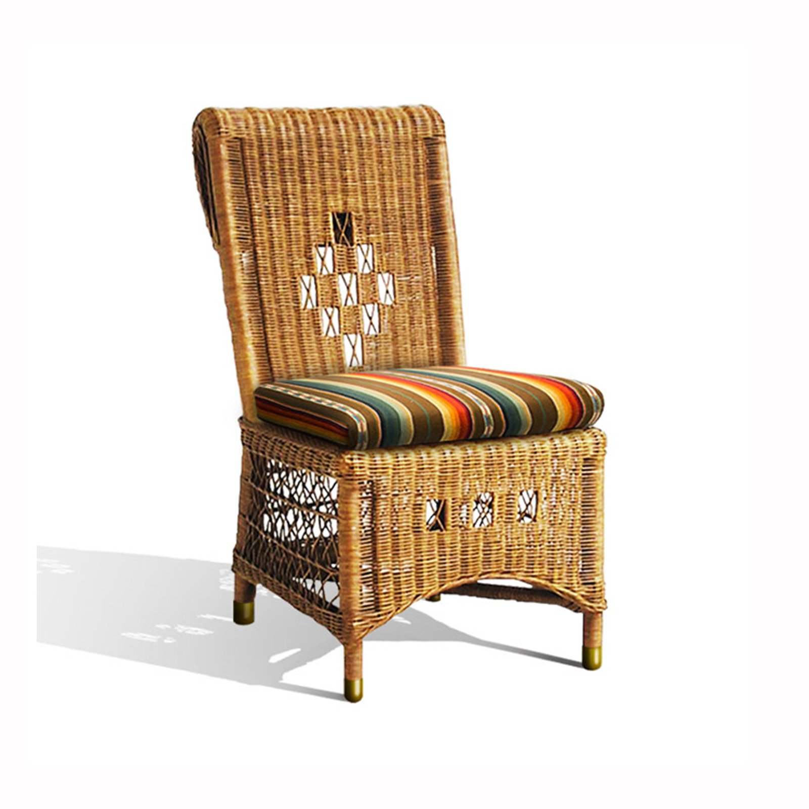 HUDSON BAY SIDE CHAIR - STUART MEMBERY HOME COLLECTION