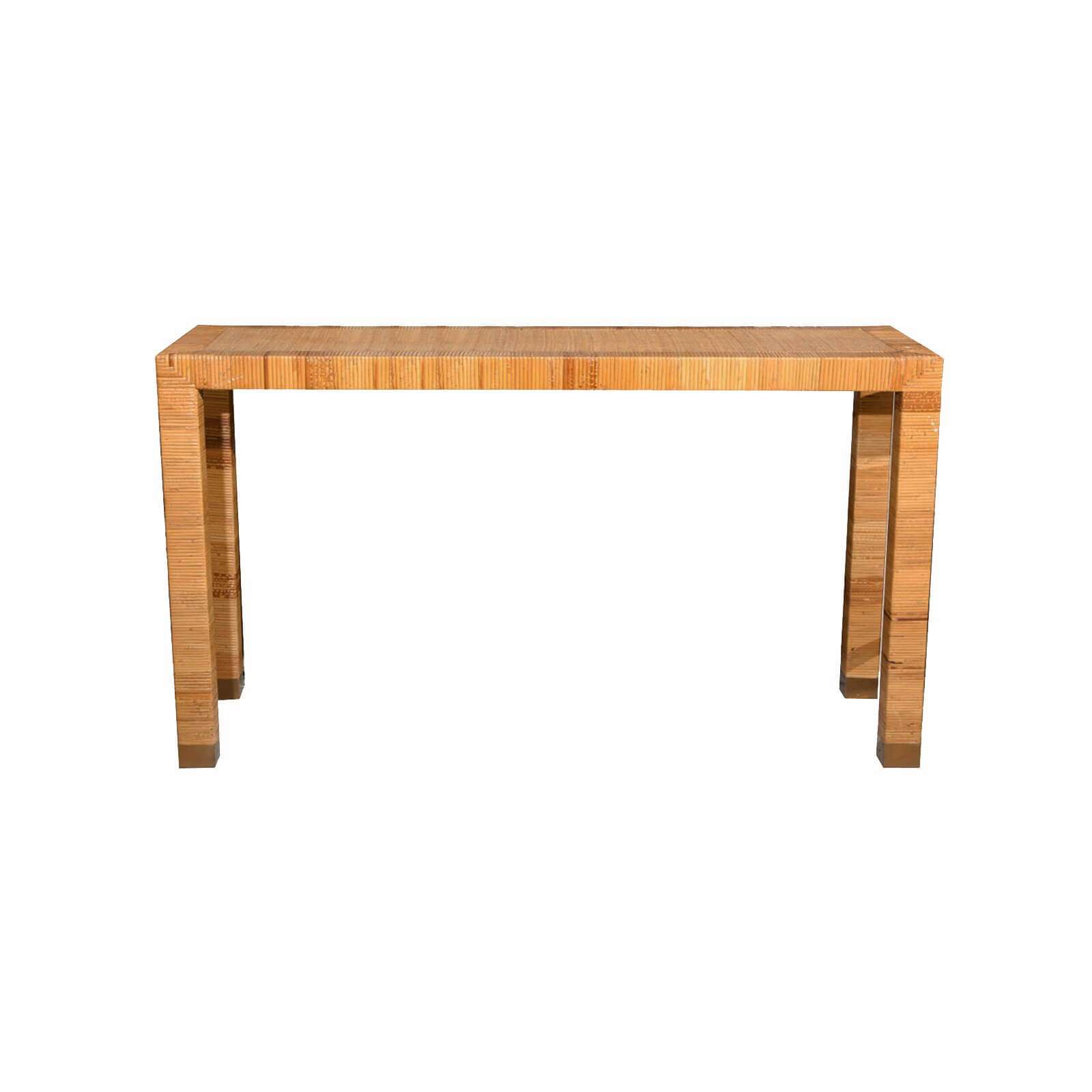 INDIGO COAST CONSOLE 1 - STUART MEMBERY HOME COLLECTION