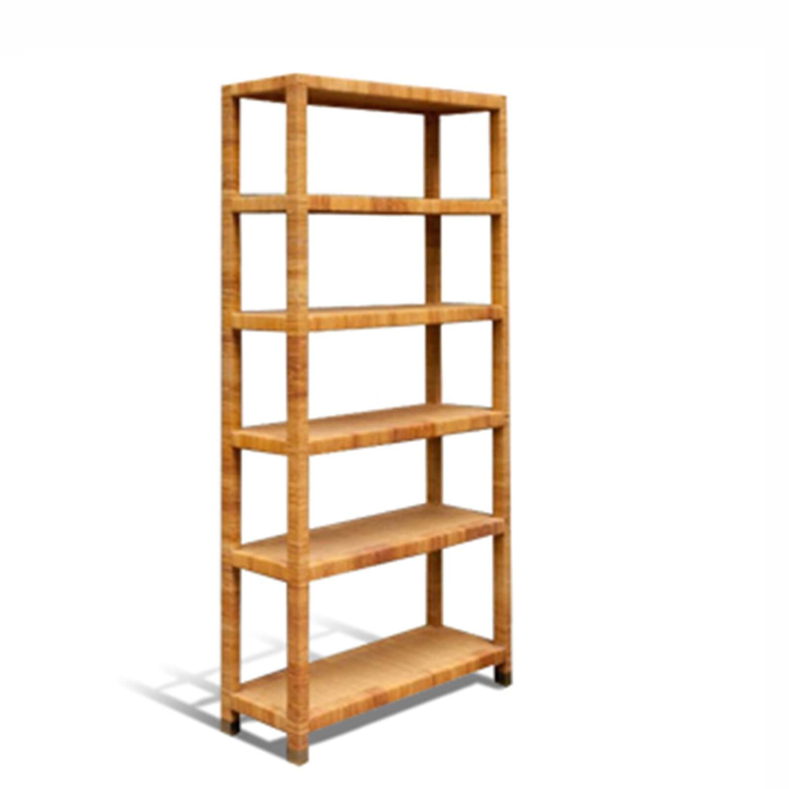 INDIGO COAST ETAGERE - STUART MEMBERY HOME COLLECTION