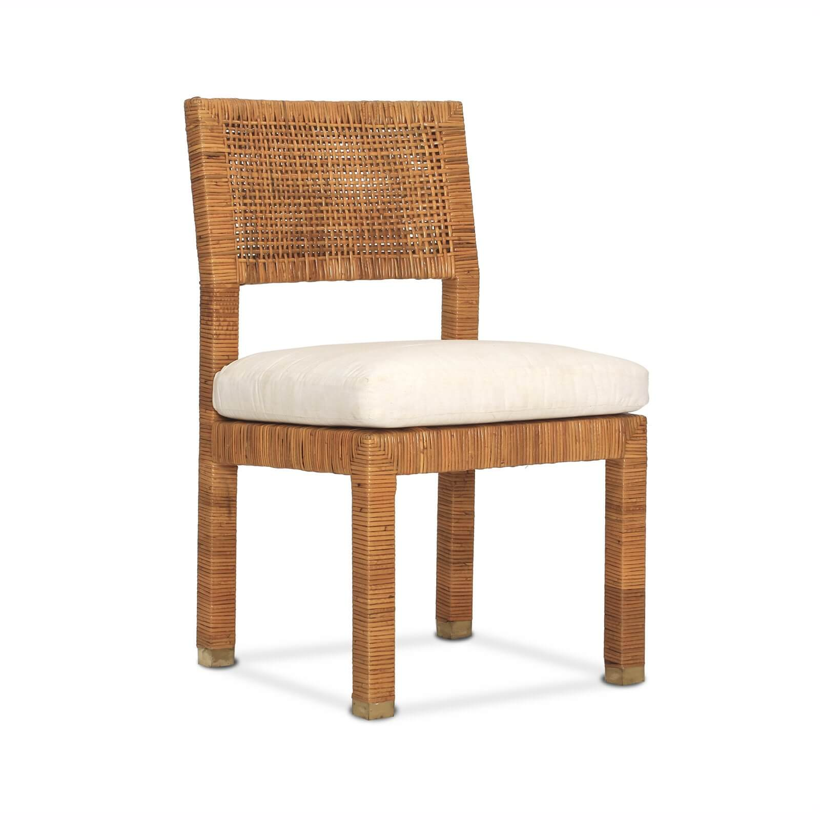 INDIGO COAST SIDE CHAIR