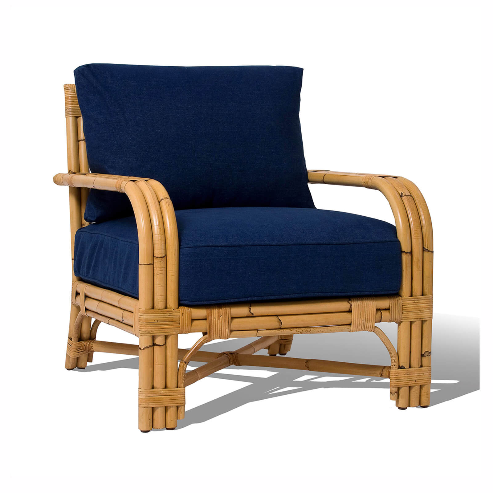 JAMAICA CLUB CHAIR 10 - STUART MEMBERY HOME COLLECTION