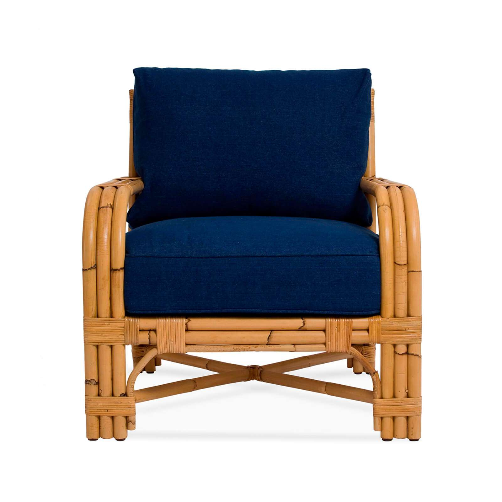 JAMAICA CLUB CHAIR 30 - STUART MEMBERY HOME COLLECTION