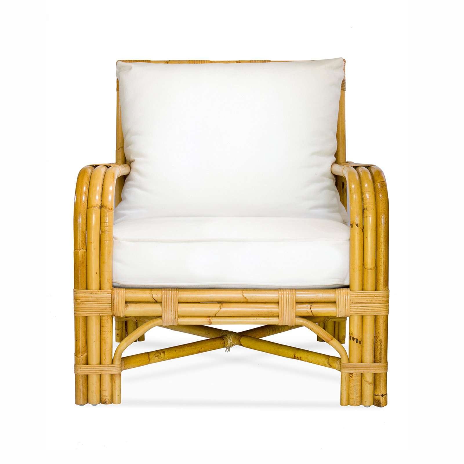 JAMAICA CLUB CHAIR 40 - STUART MEMBERY HOME COLLECTION