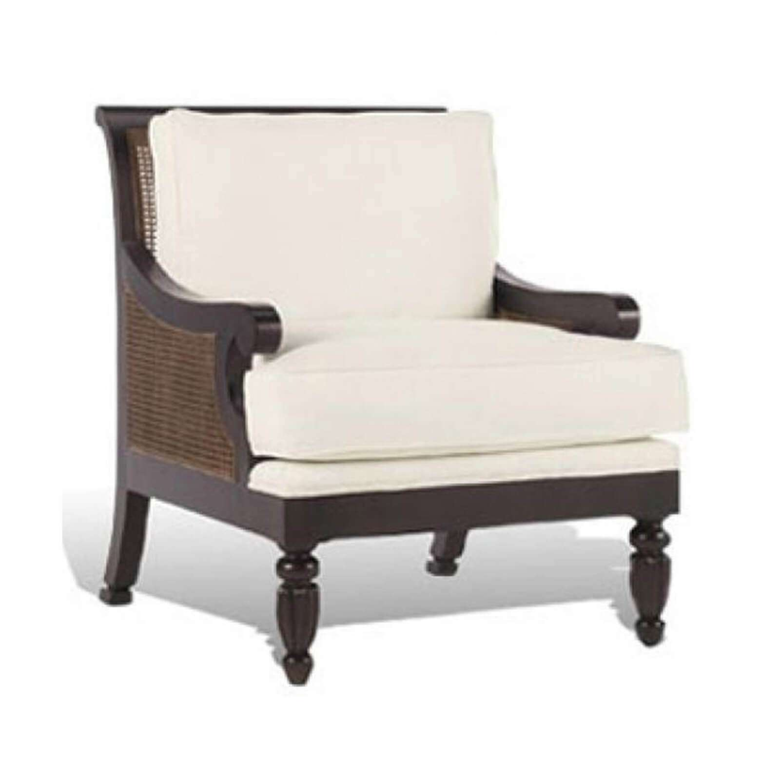 MADRAS ARM CHAIR 2 - STUART MEMBERY HOME COLLECTION