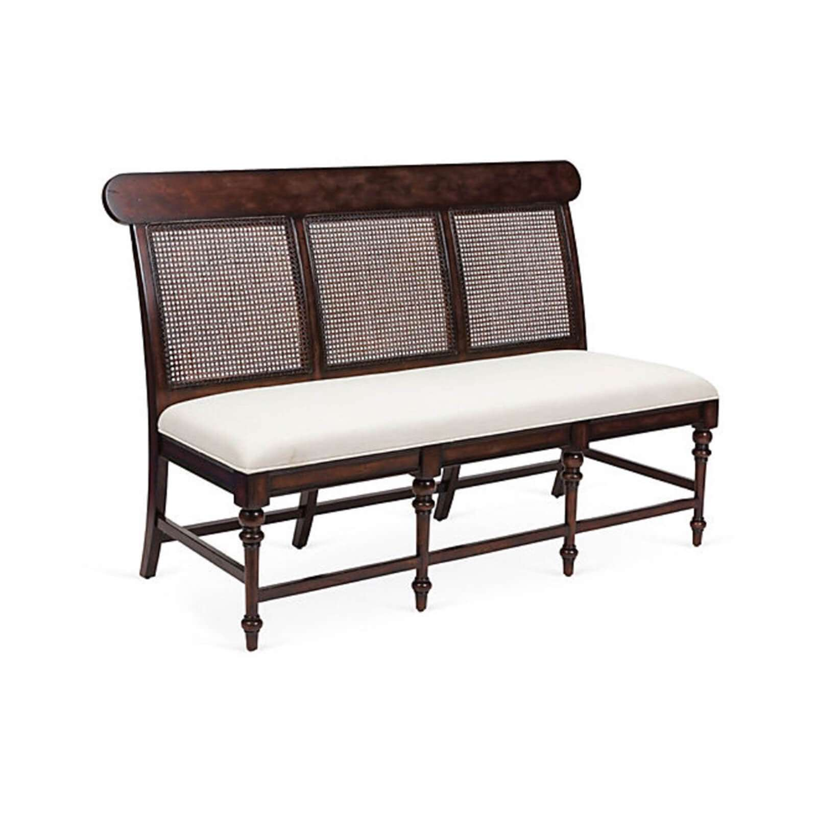 MADRAS DINING BENCH