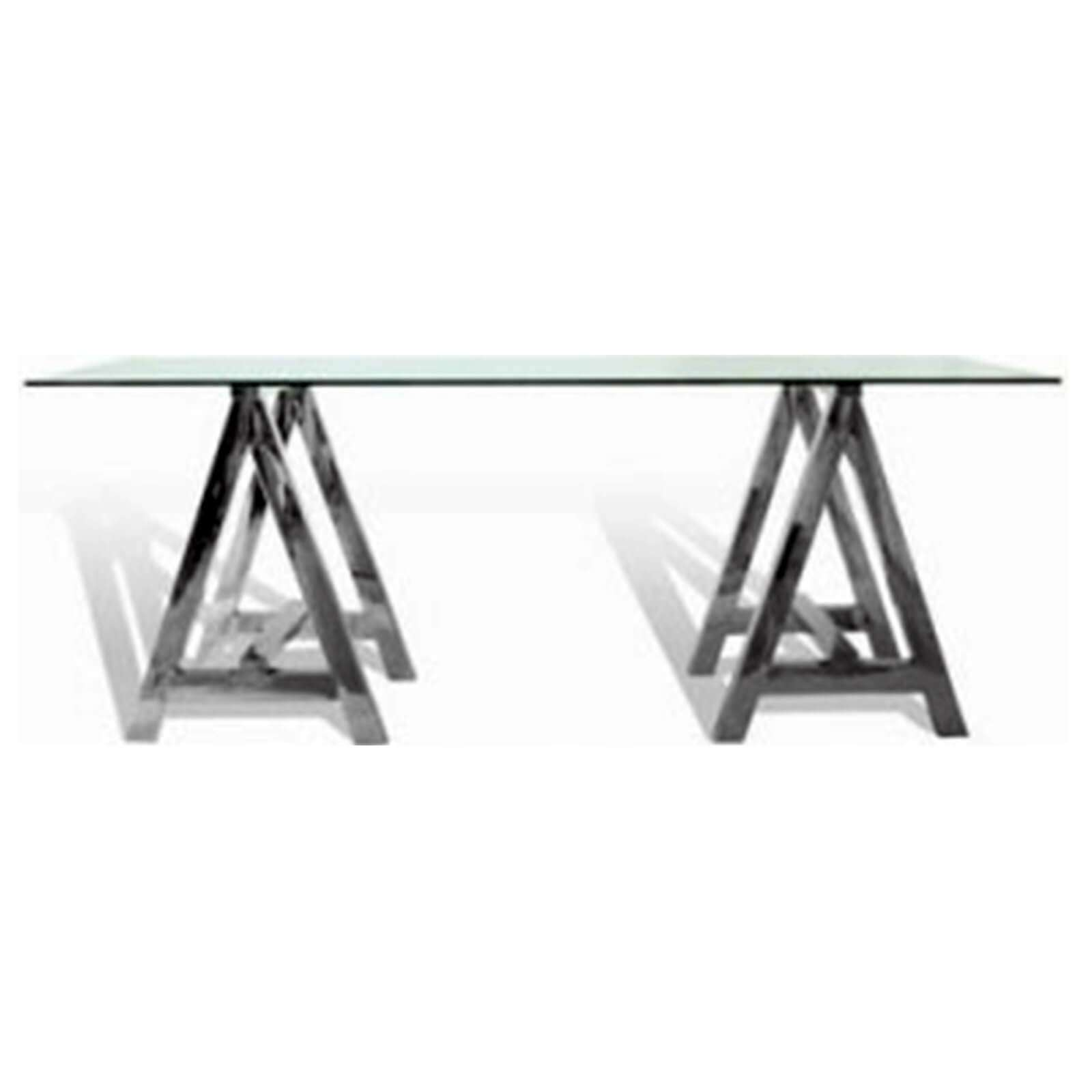 MANHATTAN TRESSLE DESK - STUART MEMBERY HOME COLLECTION
