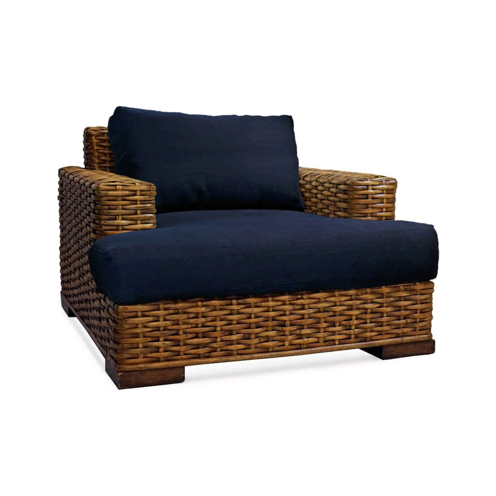 PANAMA CLUB CHAIR 2 - STUART MEMBERY HOME COLLECTION