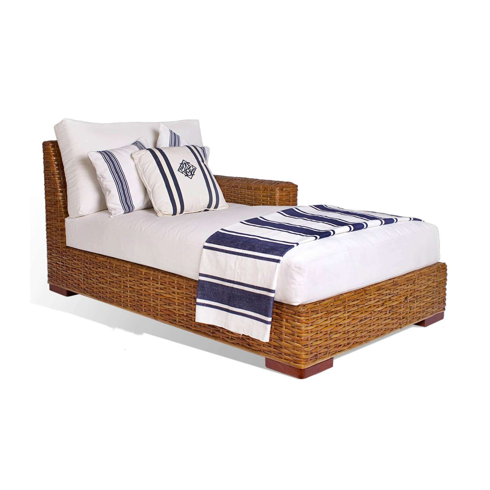 PANAMA DAYBED LEFT - STUART MEMBERY HOME COLLECTION