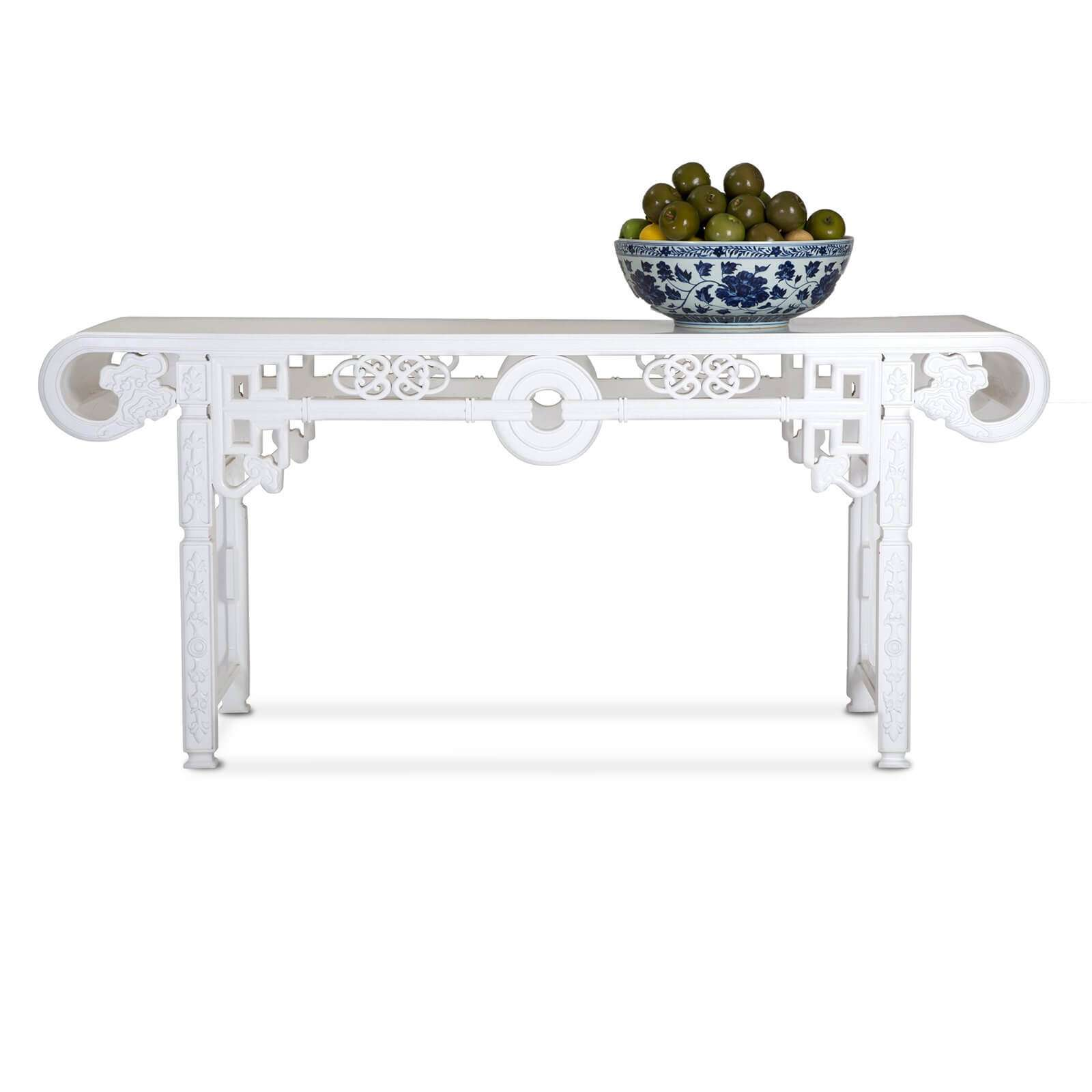 PARAGON CONSOLE - STUART MEMBERY HOME COLLECTION