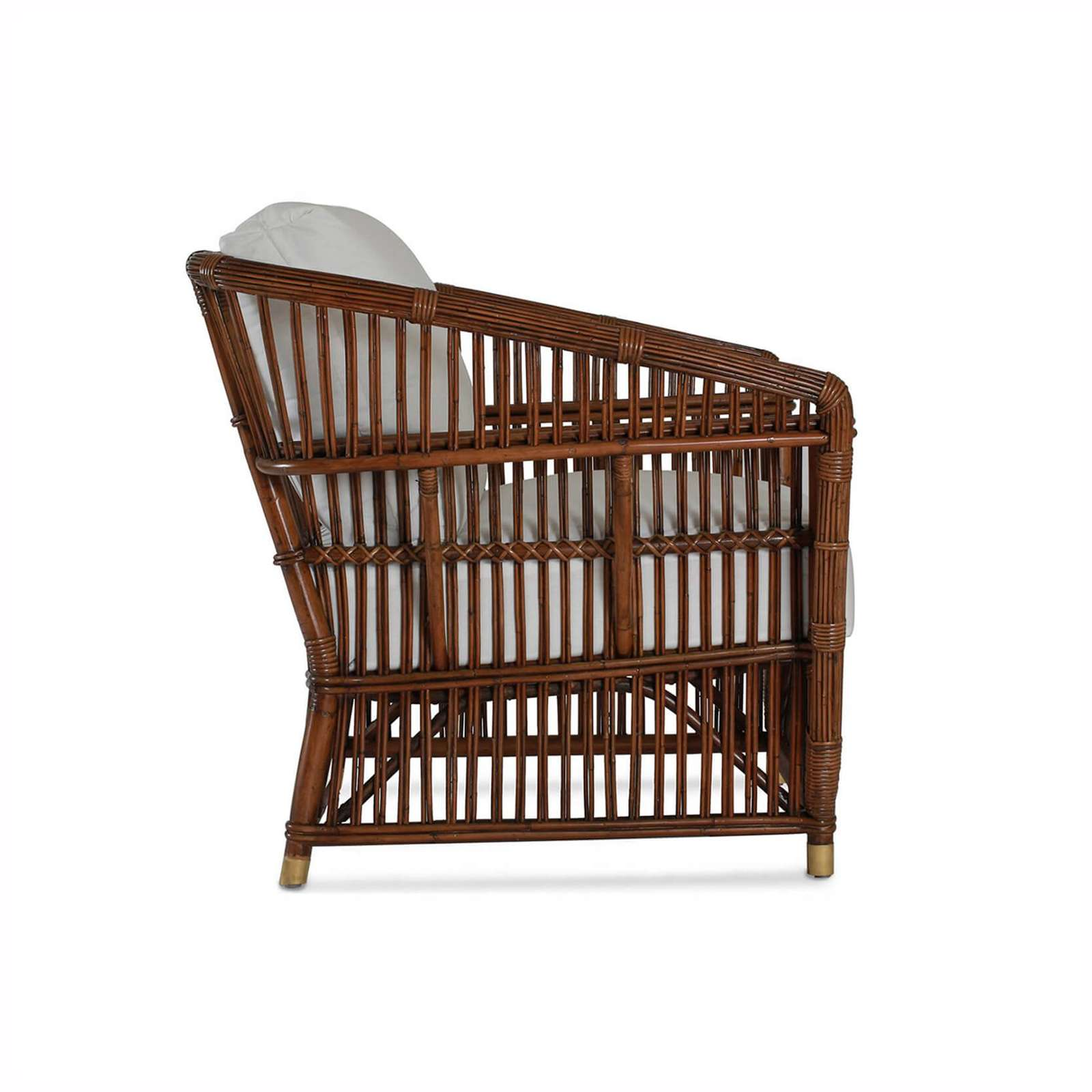 PARROT CAY CLUB CHAIR 02 - STUART MEMBERY HOME COLLECTION