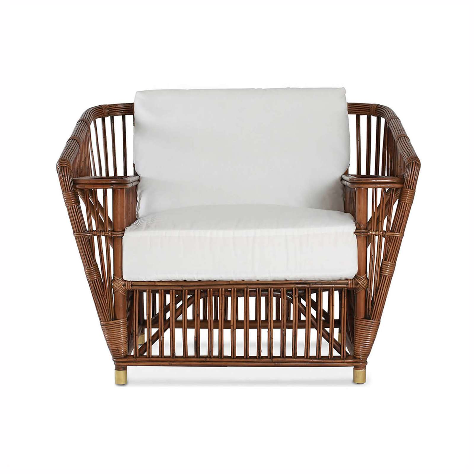 PARROT CAY CLUB CHAIR 03 - STUART MEMBERY HOME COLLECTION
