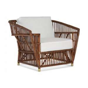 PARROT CAY CLUB CHAIR 1 - STUART MEMBERY HOME COLLECTION