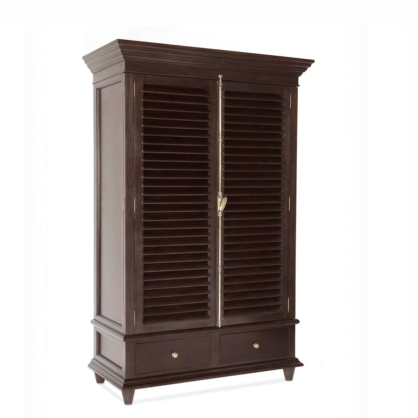 PLANTATION ARMOIRE 1 - STUART MEMBERY HOME COLLECTION