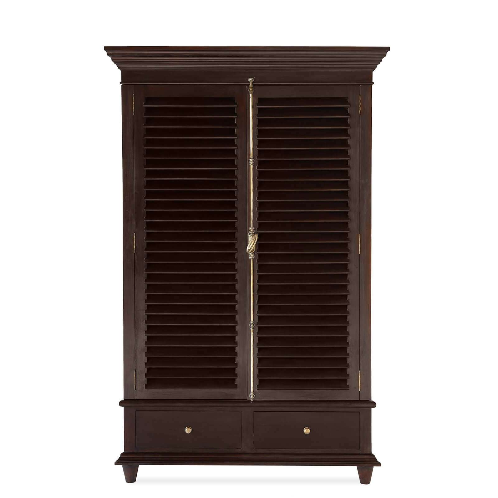 PLANTATION ARMOIRE - STUART MEMBERY HOME COLLECTION