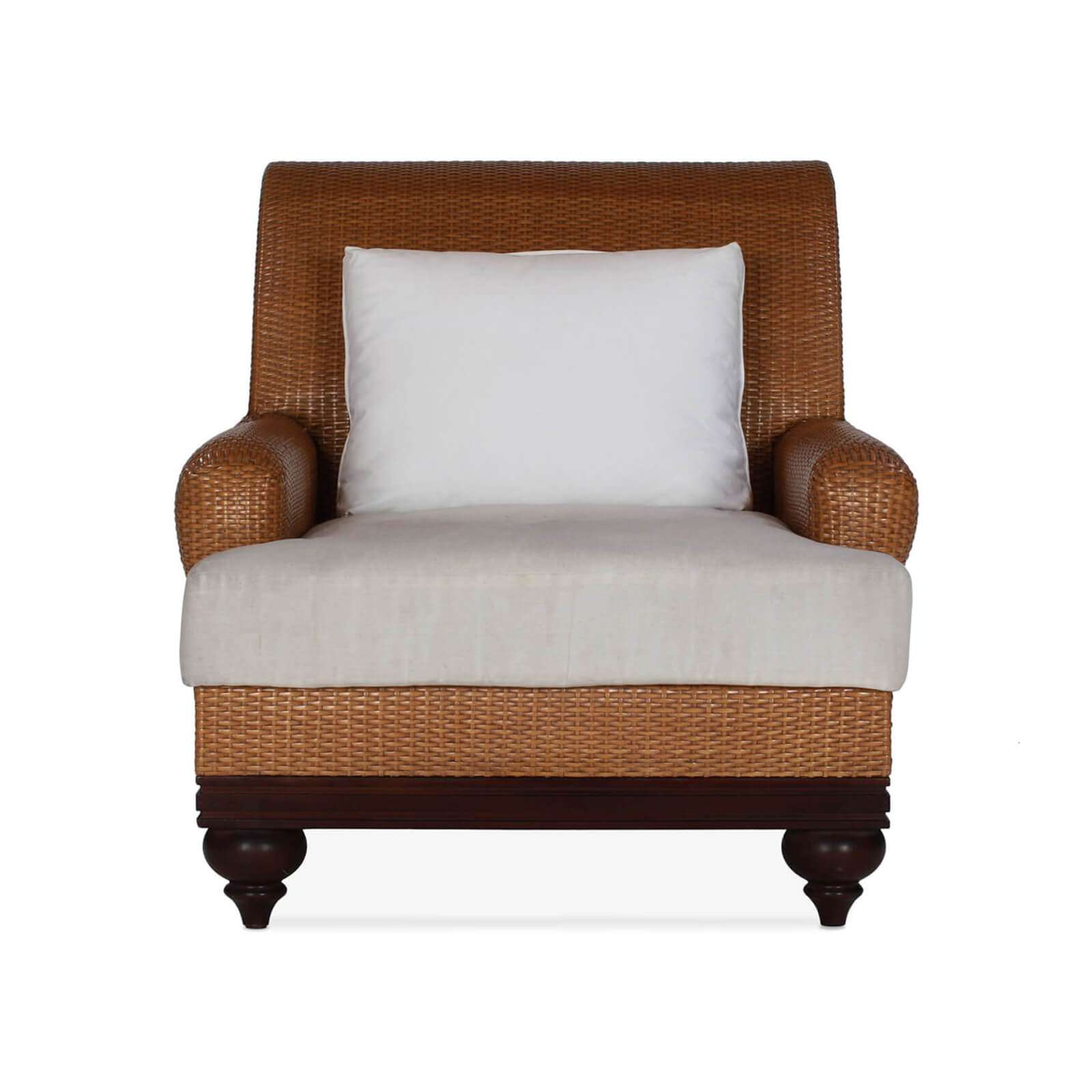 PLANTATION CLUB CHAIR 23 - STUART MEMBERY HOME COLLECTION