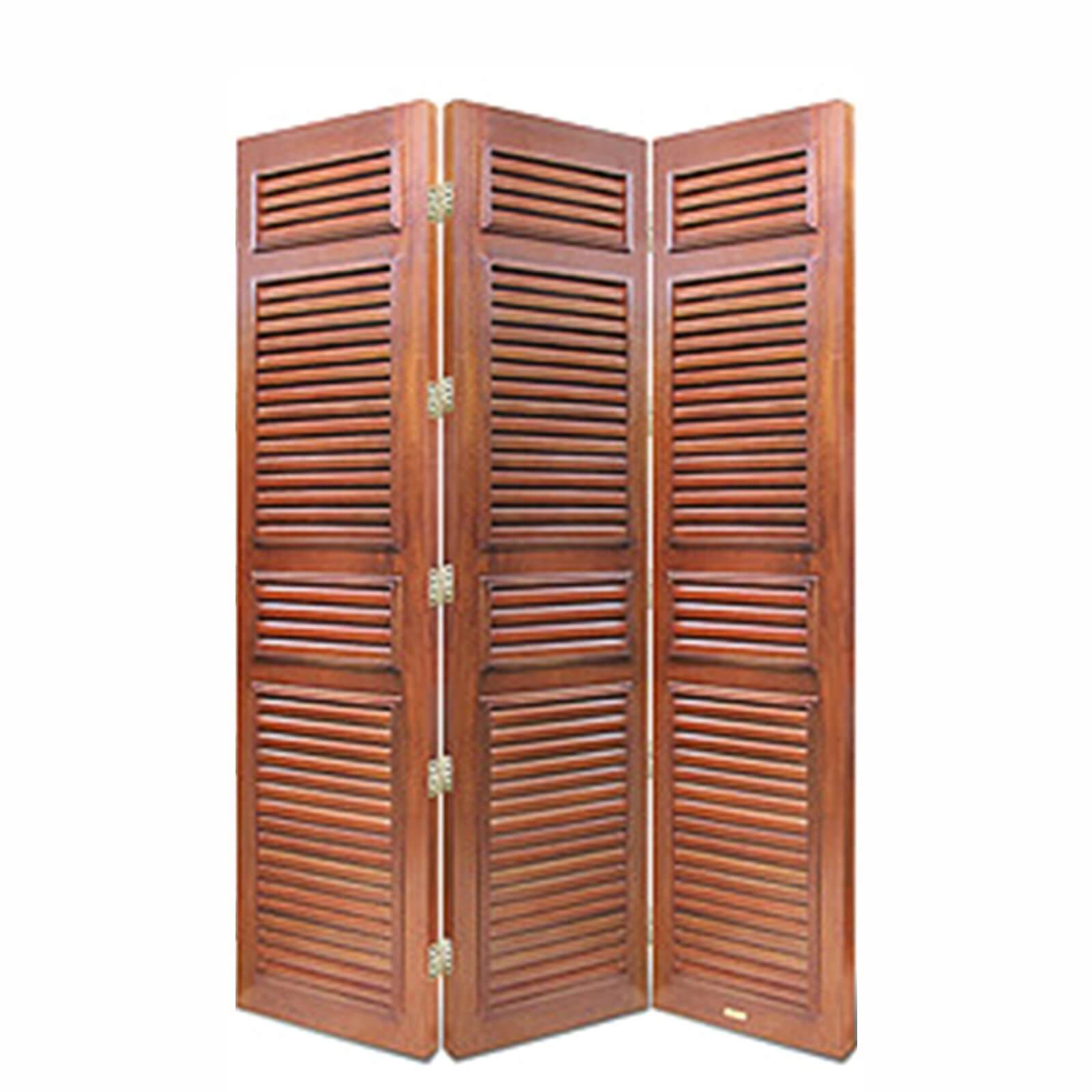 PLANTATION FOLDING SCREEN - STUART MEMBERY HOME COLLECTION