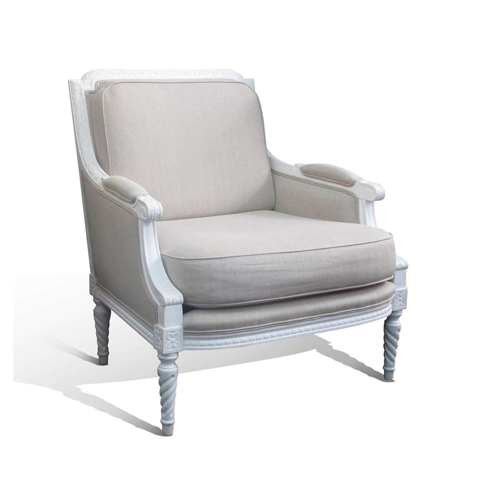 RIVIERA CLUB CHAIR 1 - STUART MEMBERY HOME COLLECTION