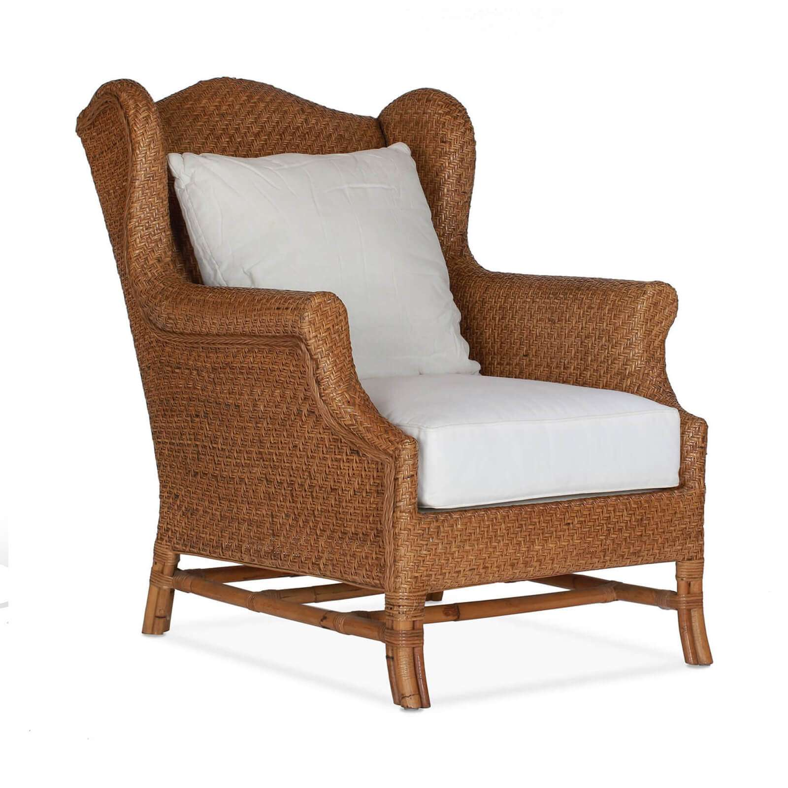 SAVANNA WING CHAIR 11 - STUART MEMBERY HOME COLLECTION