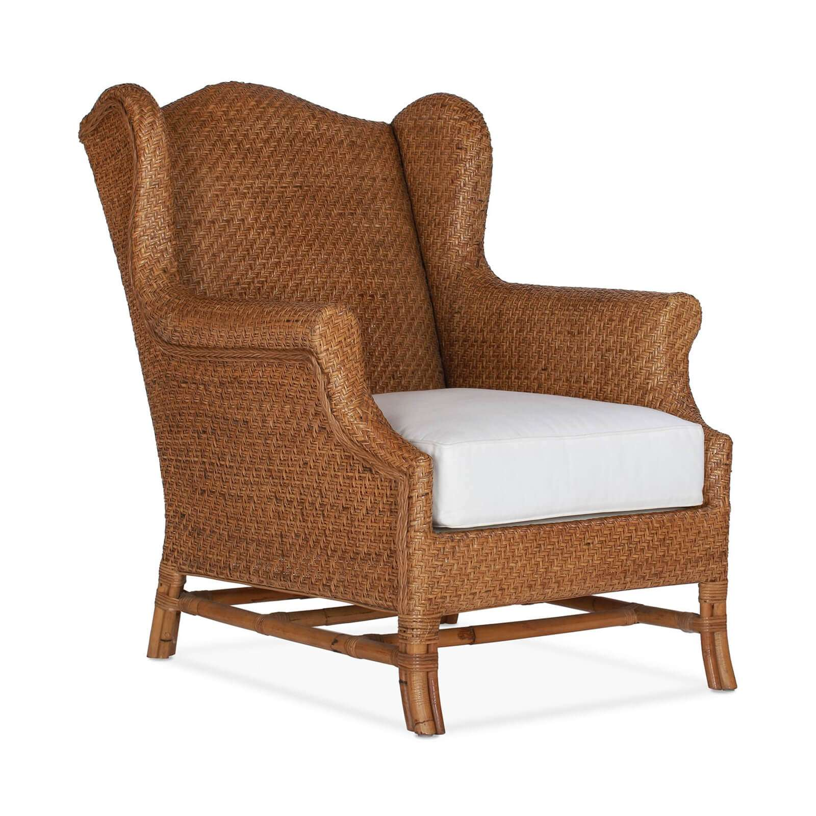 SAVANNA WING CHAIR 22 - STUART MEMBERY HOME COLLECTION