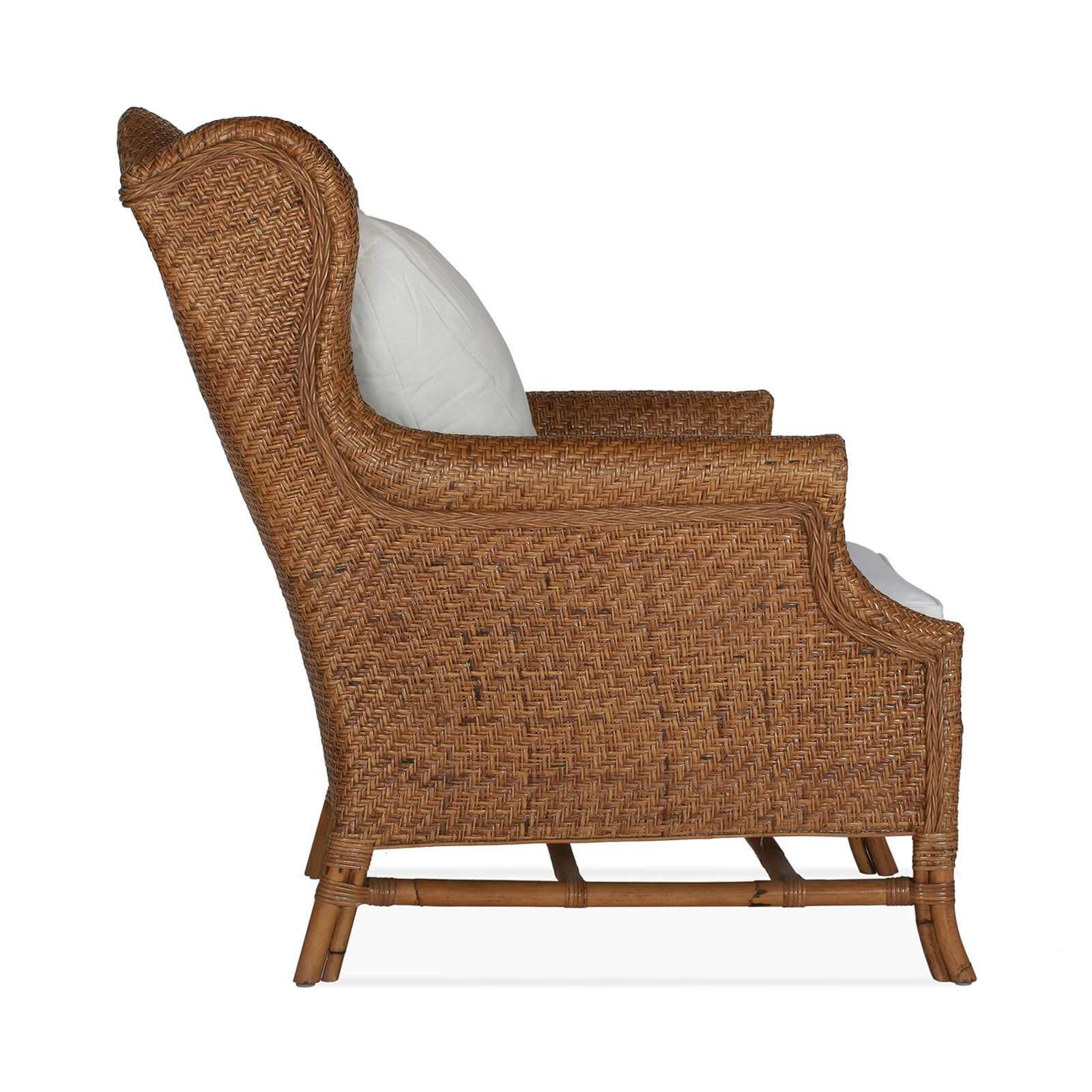 SAVANNA WING CHAIR 33 - STUART MEMBERY HOME COLLECTION