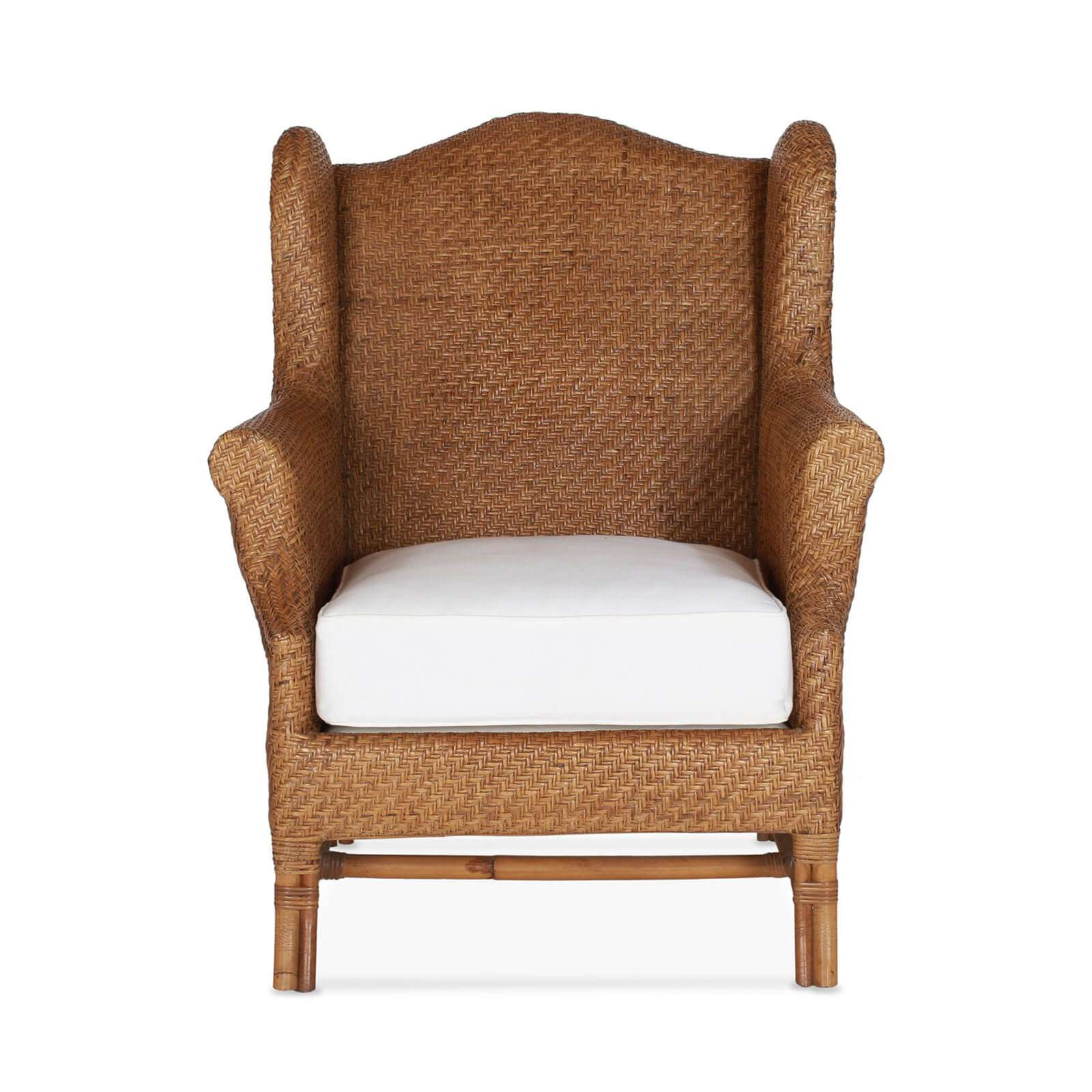 SAVANNA WING CHAIR 44 - STUART MEMBERY HOME COLLECTION
