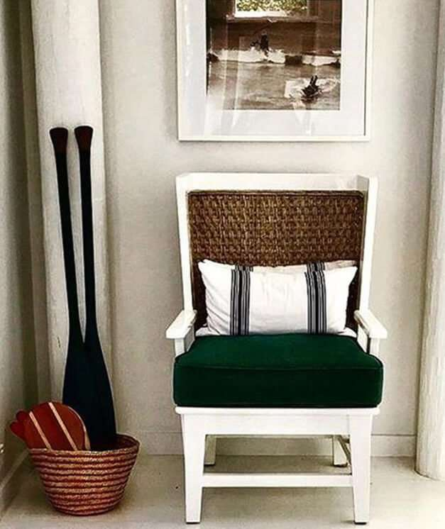 FISHERMANS CHAIR - STUART MEMBERY HOME COLLECTION