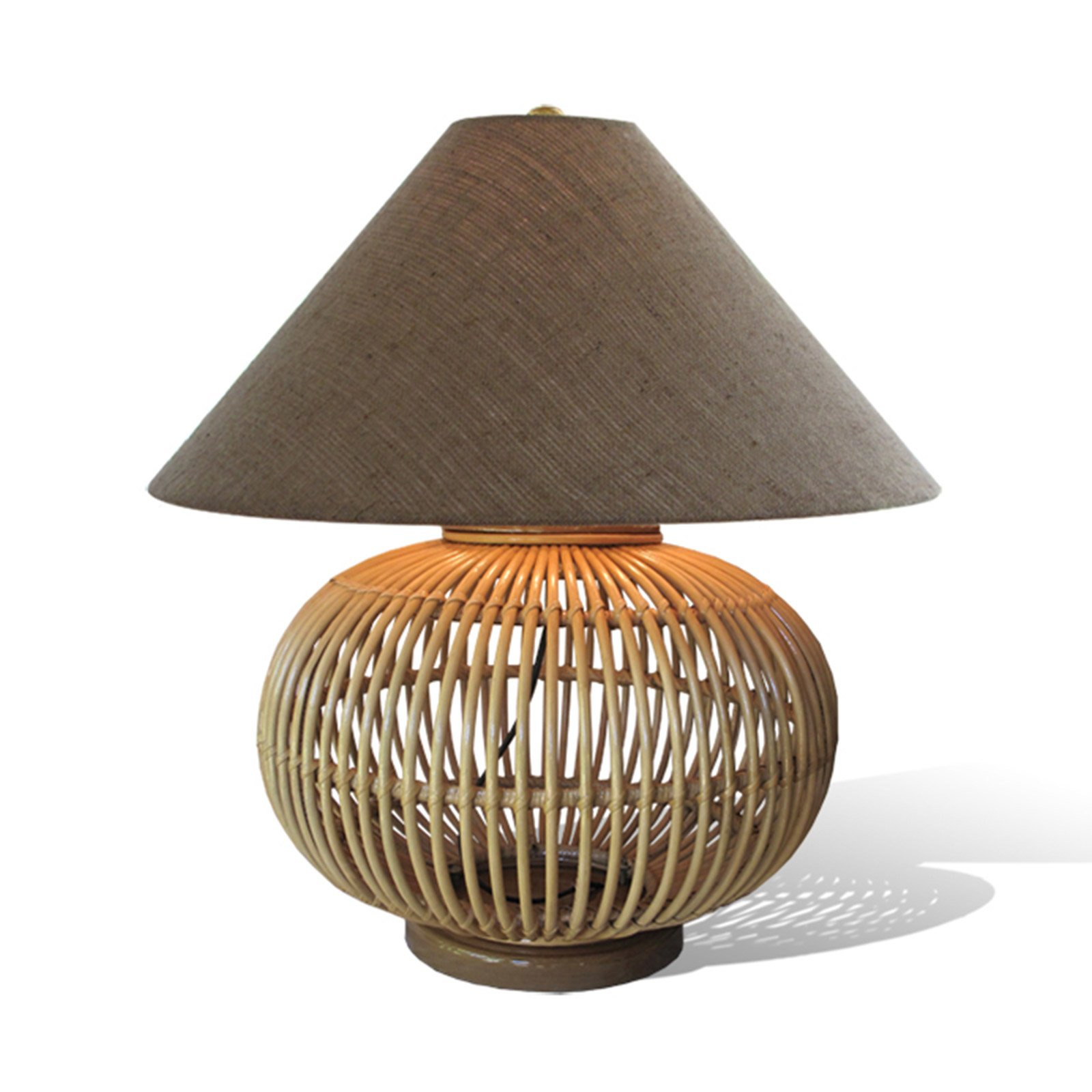 MOLOKAI TABLE LAMP / NATURAL