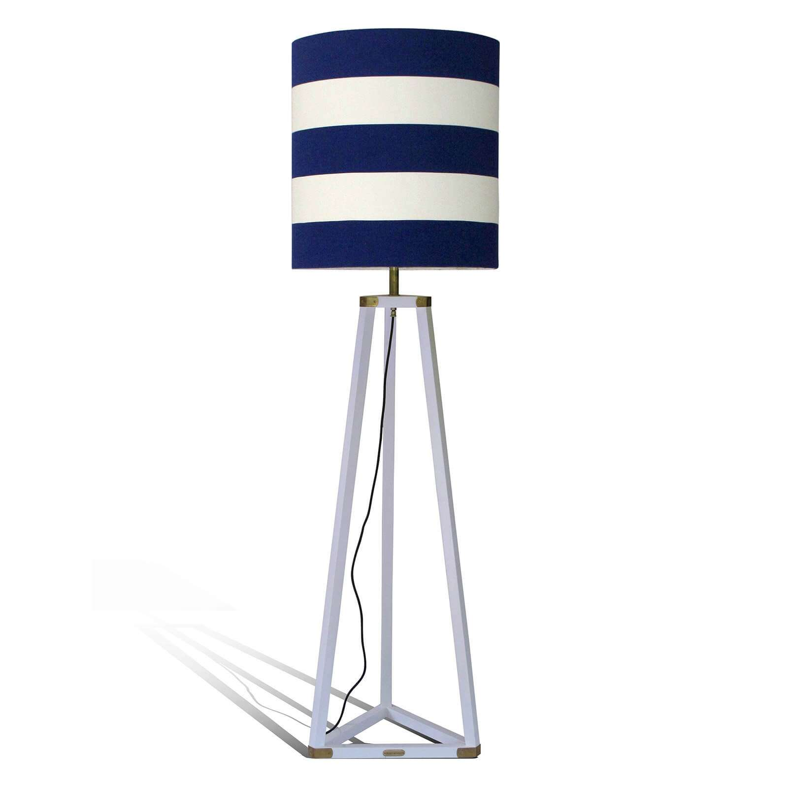 PENTHOUSE FLOOR LAMP – WHITE