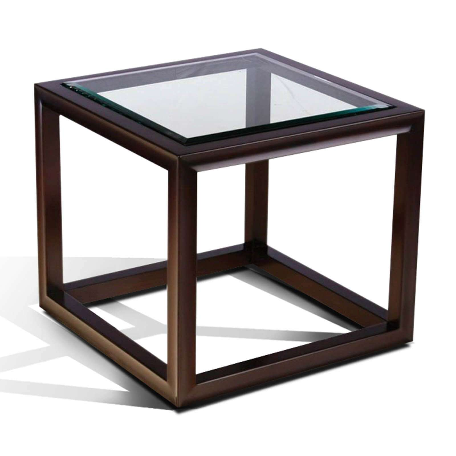 FIFTH AVE SQUARE END TABLE