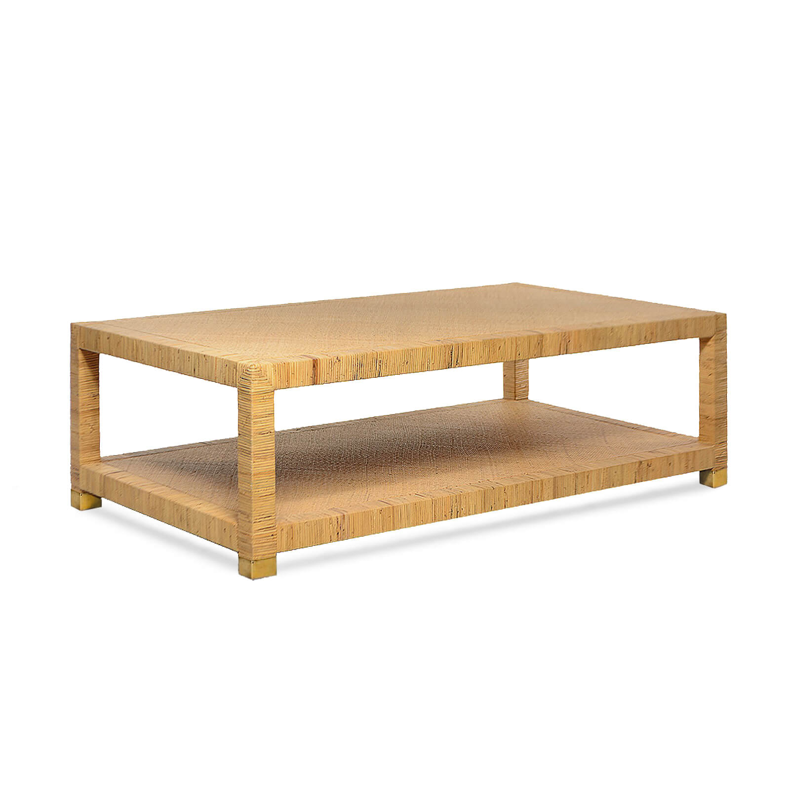 TB372 INDIGO COAST SOFA TABLE - STUART MEMBERY HOME COLLECTION