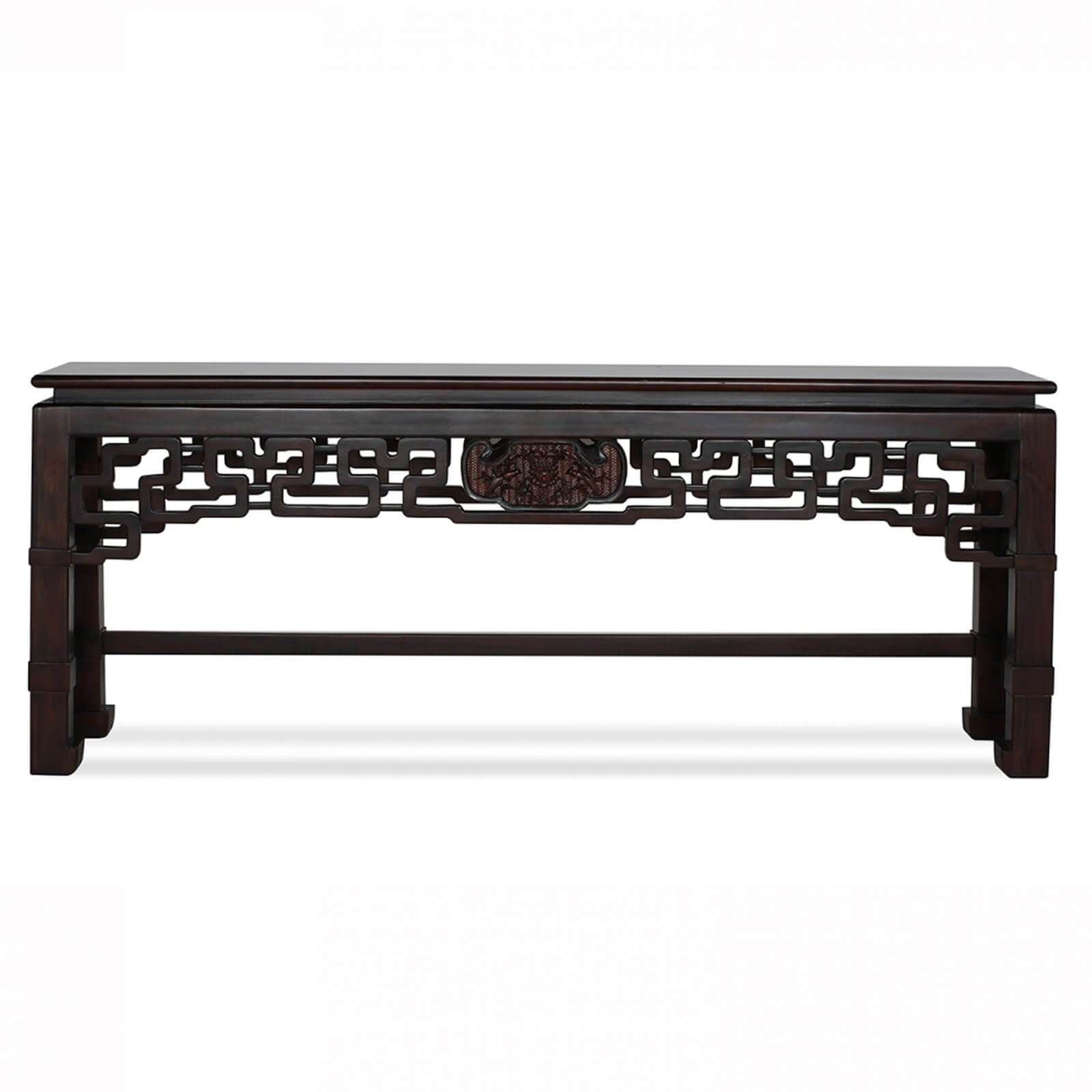 TEMPLE STREET CONSOLE TEST - STUART MEMBERY HOME COLLECTION
