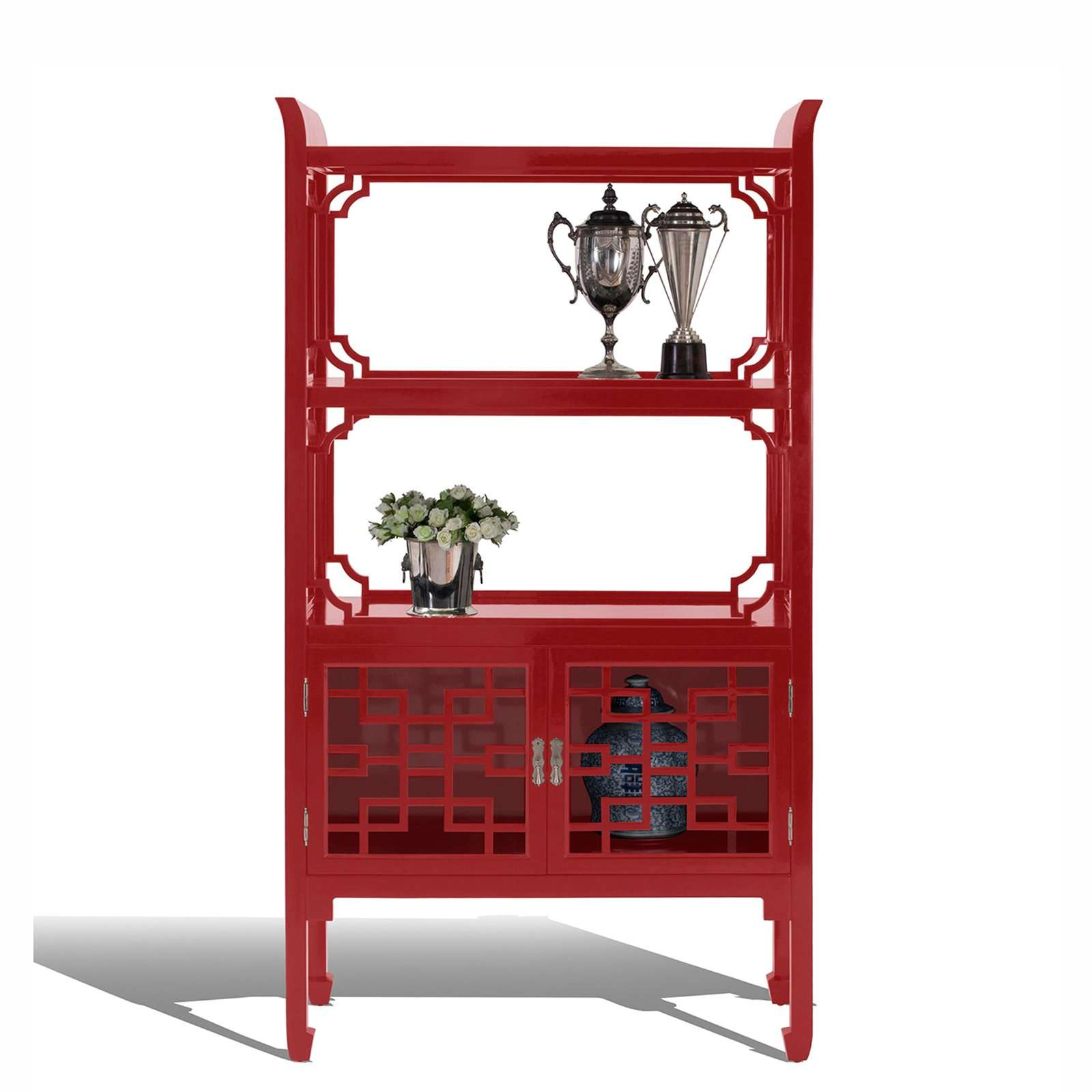 THE DYNASTY ETAGERE 2 - STUART MEMBERY HOME COLLECTION