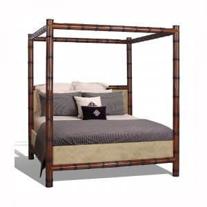 TRADE WINDS BED KING - STUART MEMBERY HOME COLLECTION
